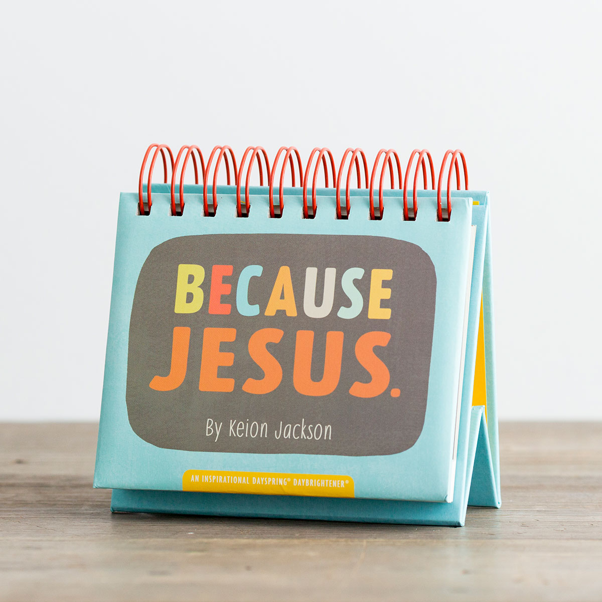 Because Jesus - Perpetual Calendar