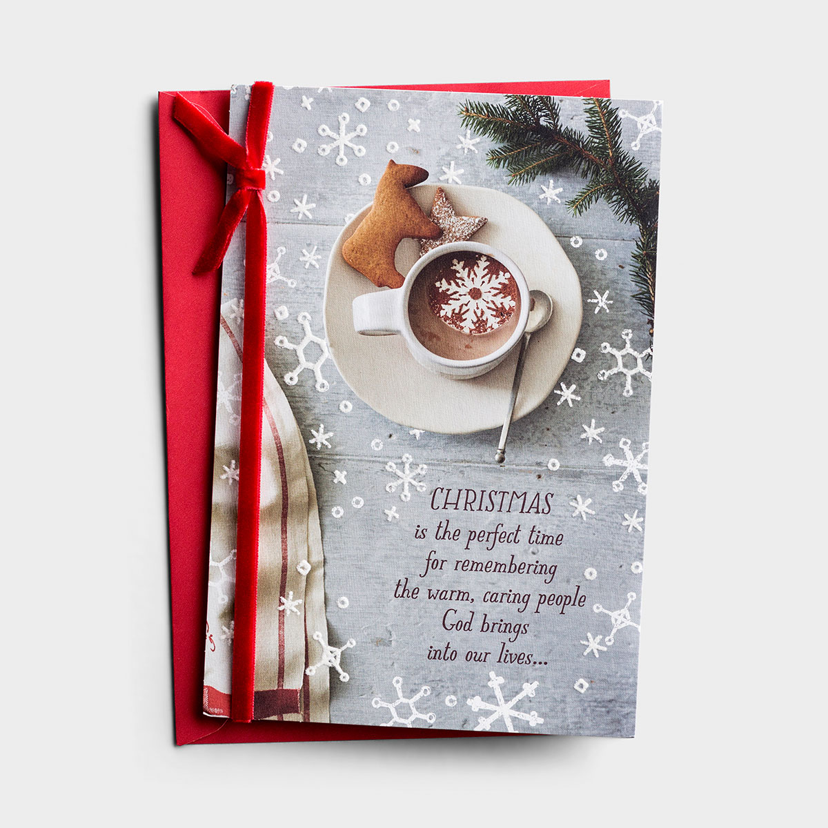 Christmas - Someone Special - Christmas Is the Perfect Time - 1 Premium Card