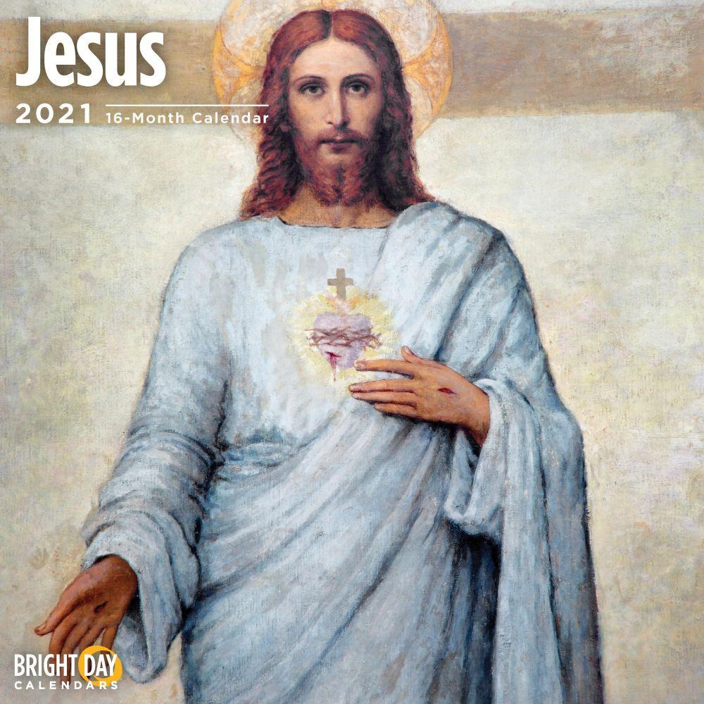 Jesus Wall Calendar