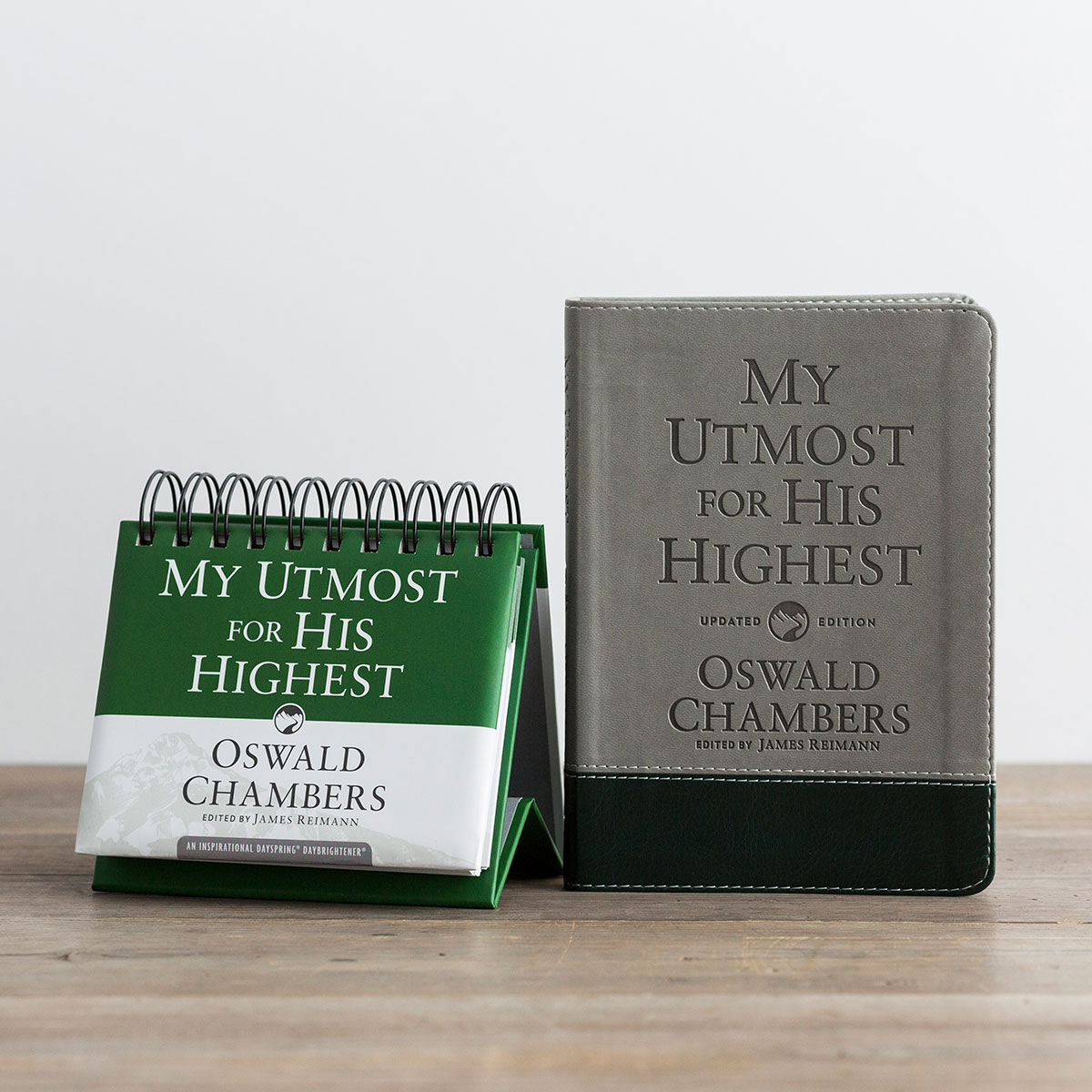 My Upmost For His Highest - Gift Book & Perpetual Calendar Gift Set