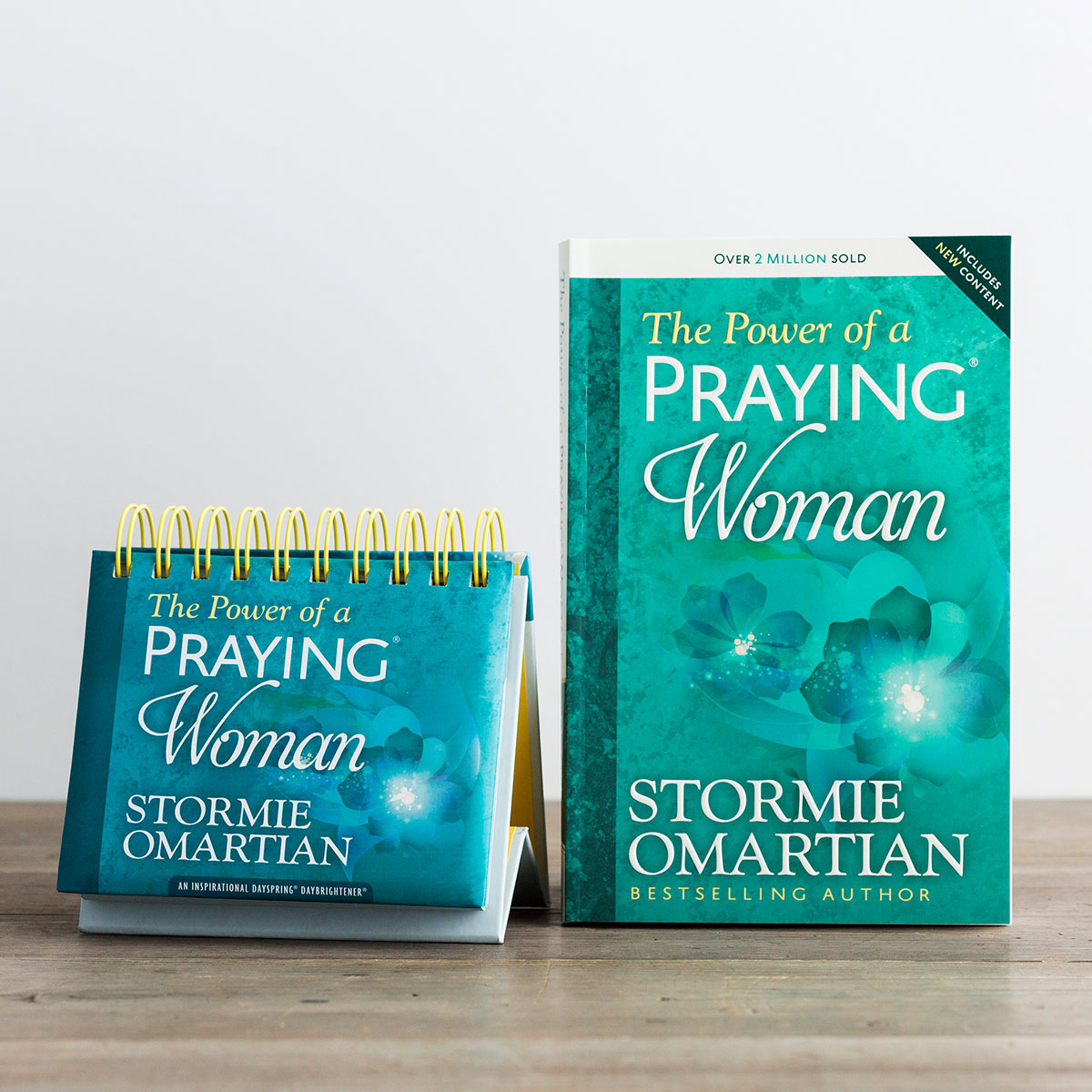 The Power of a Praying Woman - Book & Perpetual Calendar Gift Set
